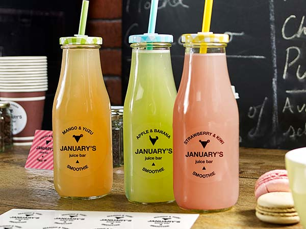 Smoothie Labels
