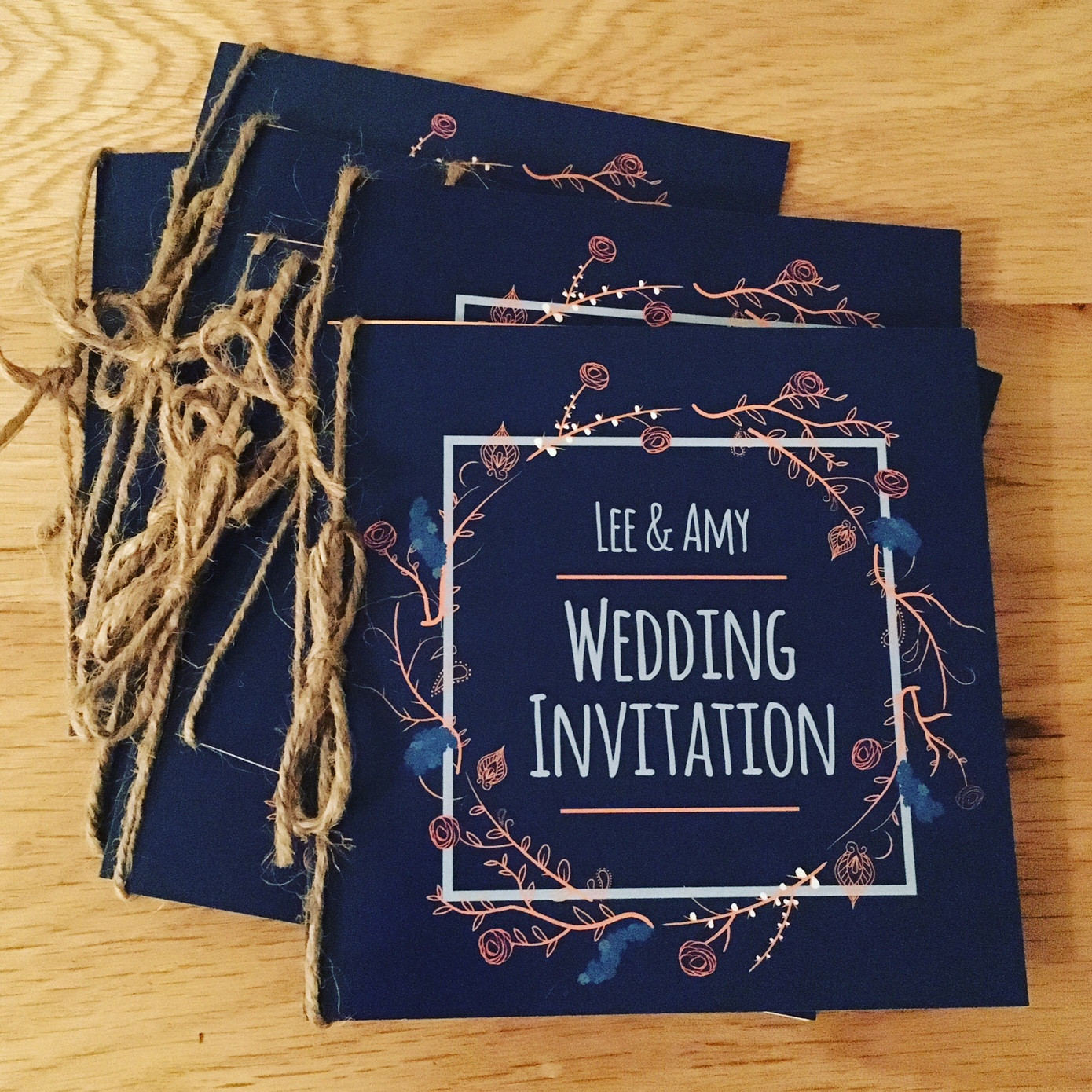 Wedding invites for your special day